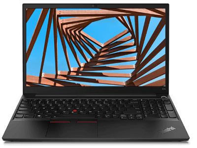 Lenovo thinkpad E15 Gen 2のレビュー