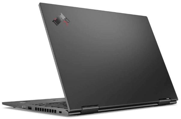 Lenovo ThinkPad X1 Yoga Gen 5のカラーはアイアングレー