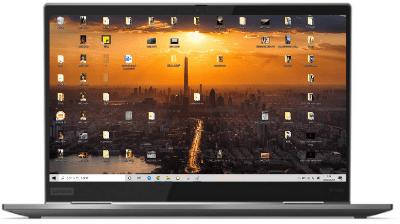 Lenovo ThinkPad X1 Yoga Gen 5のディスプレイは、FHD、WQHD、UHDの3種類がある