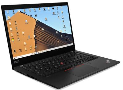Lenovo thinkpad x13 Gen 1のディスプレイ