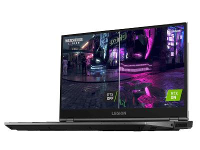 Legion 550Piのディスプレイ・ RTX グラフィックス プラットフォーム