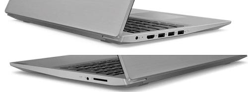 Lenovo ideapad s145(15,AMD)のインターフェイス