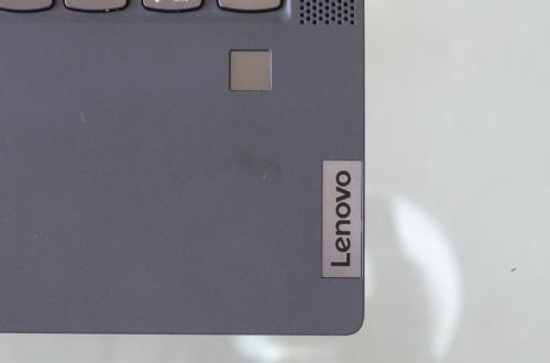 Lenovo ideapad flex 550iの指紋センサー