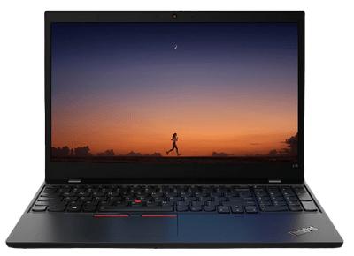 Lenovo thinkPad L15 Gen 1の外観