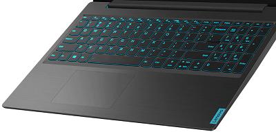 Lenovo IdeaPad L340 ゲーミングエディション(15型)のキーボード