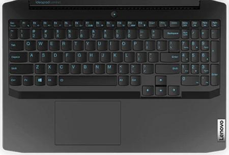 Lenovo IdeaPad Gaming 350iのキーボード