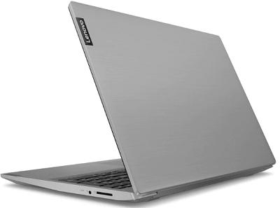 Lenovo ideapad s145(15,AMD)の外観・後ろから