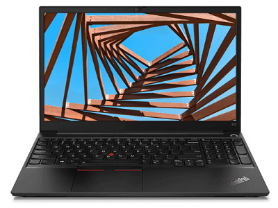Lenovo ThinkPad E15 Gen 2のディスプレイ