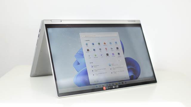 Windows 11にアップデートしたIdeaPad