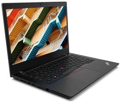 Lenovo ThinkPad L14 Gen 1の外観・左