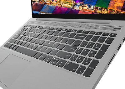 Lenovo Ideapad slim 550i15型のキーボード
