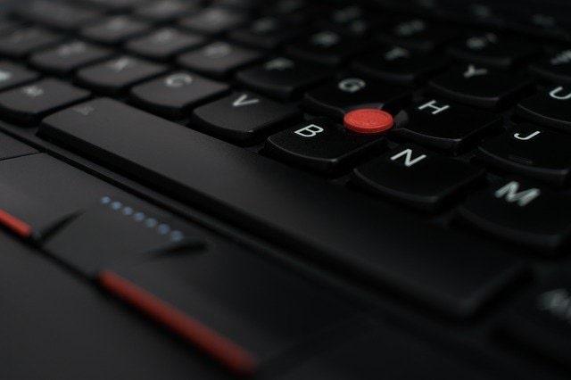 Lenovo ThinkPad L14 Gen 1のキーボード