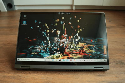 Lenovo Ideapad flex 550・2 in 1 PC