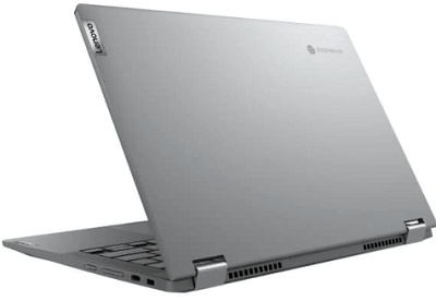 Lenovo IdeaPad Flex550i Chromebookの外観・後ろ