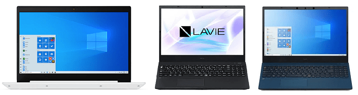 Lenovo Ideapad L360iと比較機種の筐体