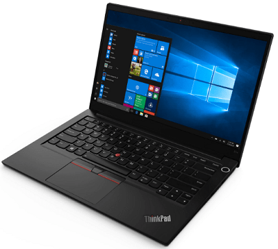 Lenovo thinkpad E14 Gen 2の外観