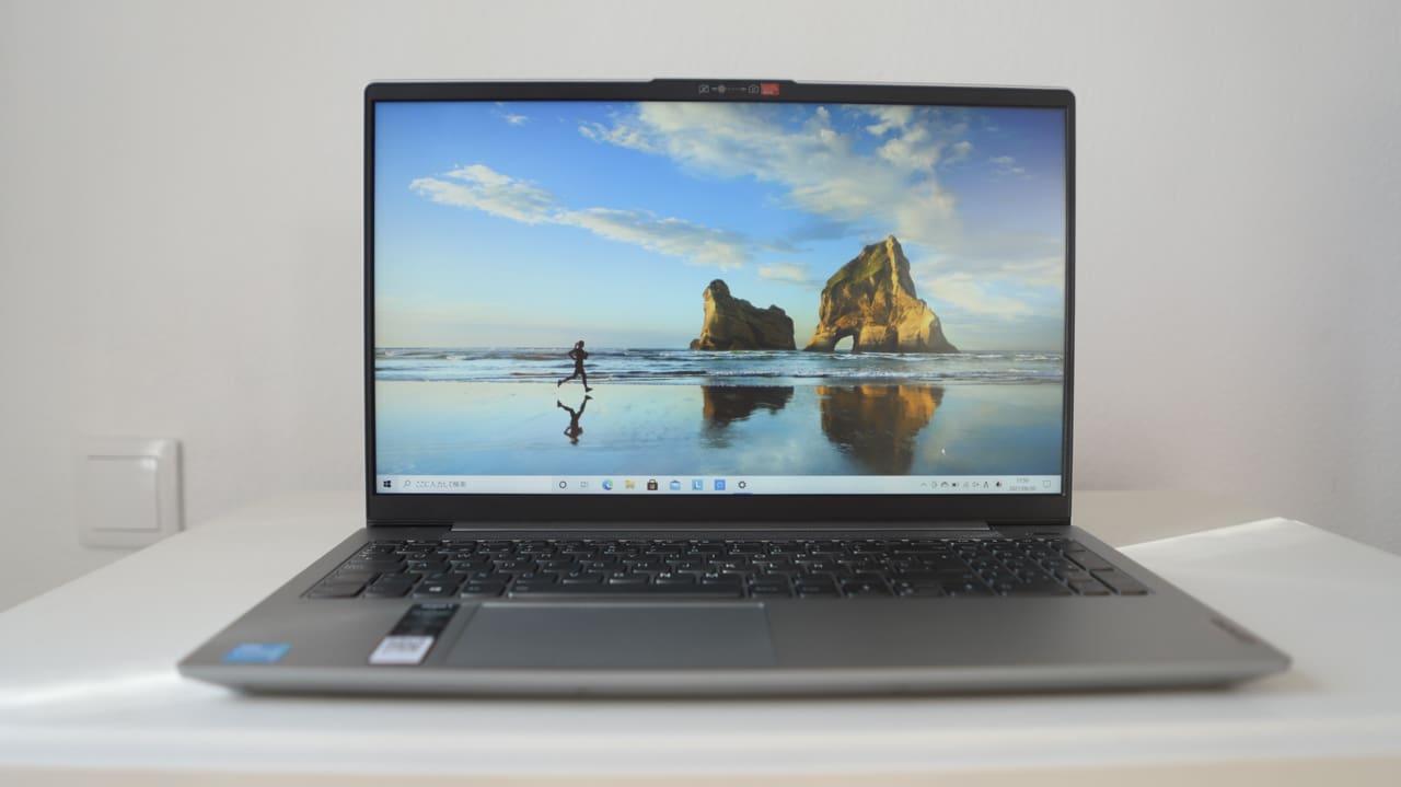 Lenovo IdeaPad Slim 550i(1415型)の実機レビュー・インテル11世代CPU搭載モデルが追加