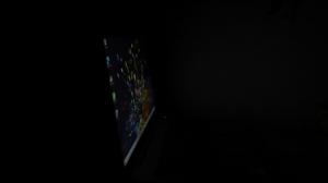 Lenovo Ideapad slim 550i ディスプレイ横から撮影