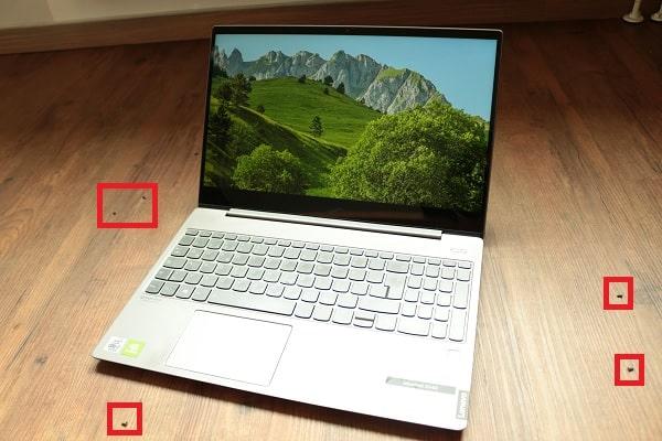Lenovo Ideapad s540メモリ増設方法