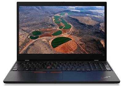 Lenovo thinkPad L15 Gen 1のディスプレイ