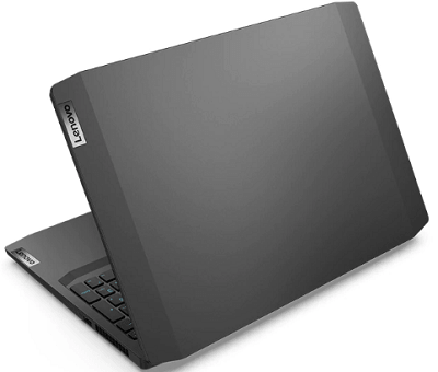 Lenovo IdeaPad Gaming 350iの外観・後ろから