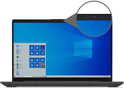 Lenovo IdeaPad Slim 550(14,AMD)のプライバシーシャッター