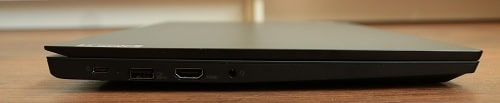 Lenovo thinkpad E15 gen 2の厚さ計測