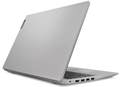 Ideapad s145(15,AMD)の外観・右後ろ