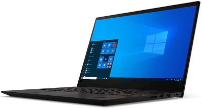 Lenovo ThinkPad X1 Extreme Gen 3(2020)のOS