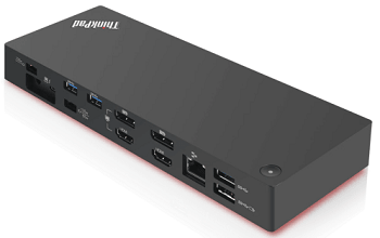 ThinkPad Thunderbolt 3 ドック 2