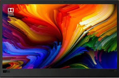 Lenovo ThinkPad X1 Extreme Gen 3(2020)のディスプレイ
