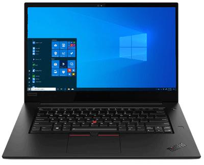 Lenovo thinkpad x1 Extreme gen 2のOS
