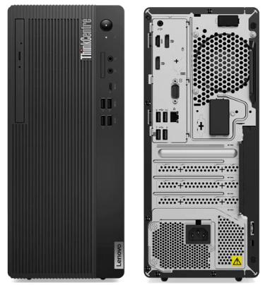 Lenovo ThinkCentre M80t Mini-Towerのインターフェイス