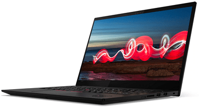 Lenovo thinkpad x1 extream gen 3の外観・正面