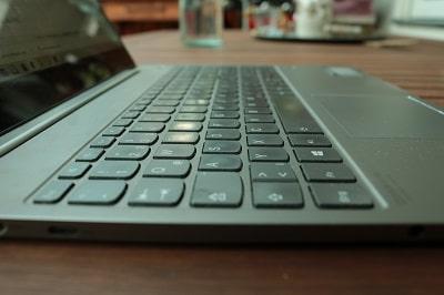 ThinkpadとIdeapadの違い・キーボード