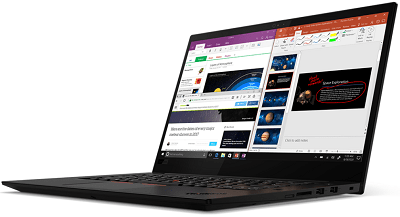 Lenovo ThinkPad X1 Extreme Gen 3(2020)の外観