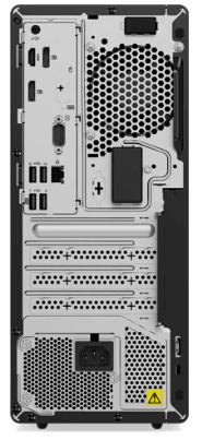 Lenovo ThinkCentre M80t Mini-Towerの外観・背面