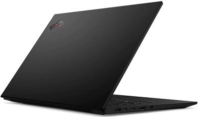 Lenovo ThinkPad X1 Extreme Gen 3(2020)の天板