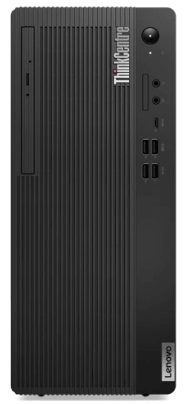 Lenovo ThinkCentre M80t Mini-Towerの外観・正面