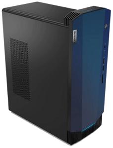 Lenovo IdeaCentre Gaming 550iの外観・左斜め前