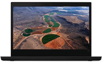 Lenovo ThinkPad L14 Gen 1(AMD)の外観・正面