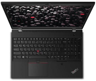 Lenovo thinkpad p15vのディスプレイ