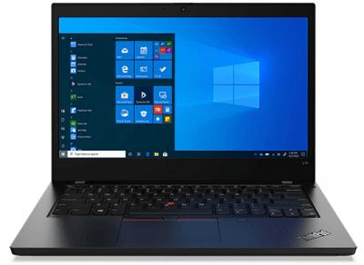 Lenovo ThinkPad L14 Gen 1(AMD)のOS