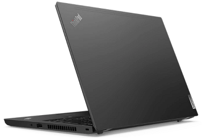 Lenovo ThinkPad L14 Gen 1(AMD)の外観・背面
