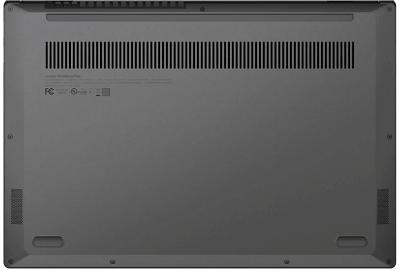 Lenovo ThinkBook Plusの底面・吸気口