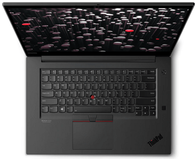 Lenovo ThinkPad P1 Gen 3のキーボード