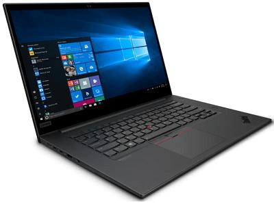 Lenovo ThinkPad P1 Gen 3のOS