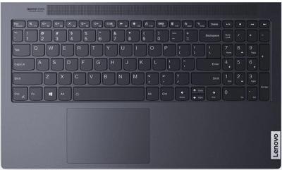 Lenovo Yoga slim 750iのキーボード