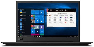 Lenovo ThinkPad P1 Gen 3のディスプレイ