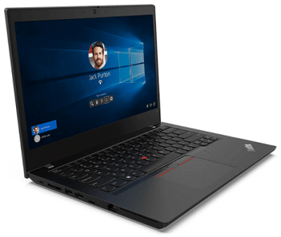 Lenovo ThinkPad L14 Gen 1(AMD)の顔認証